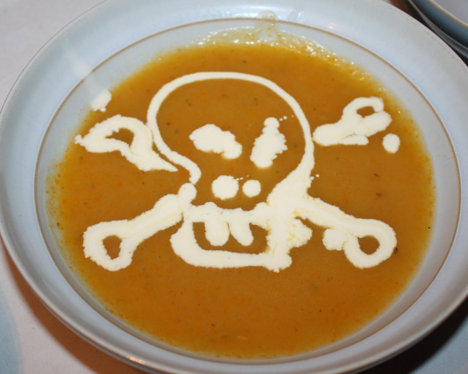 Jerusalem Artichoke Soup Recipe | Mezzamay
