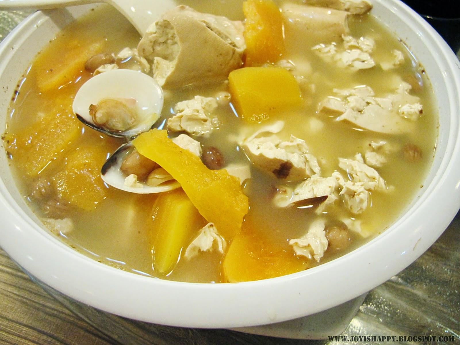 Gu Ma Signature Traditional Bean Curd Soup