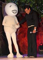 Salman Khan at the press conference of 'Bigg Boss 7'