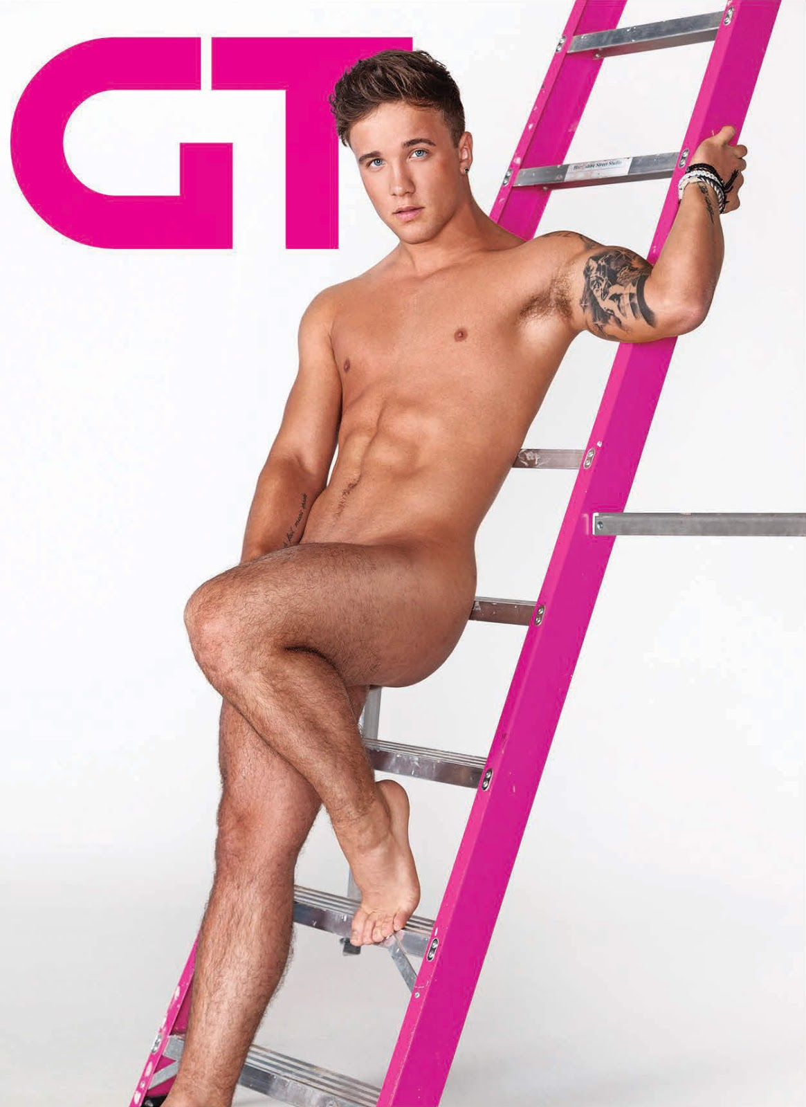 The Stars Come Out To Play: Sam Callahan - New Naked ...
