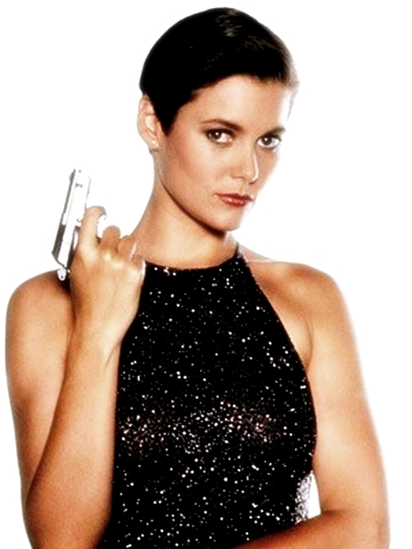 Celebrity Nude Century: Carey Lowell (Bond Girl)