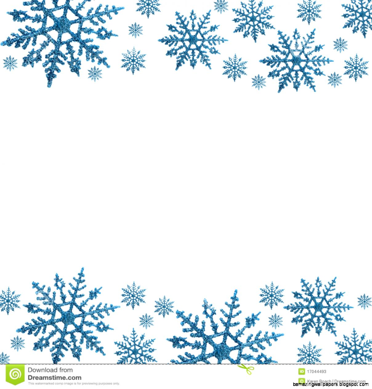 Winter Border Clipart   Clipart Kid