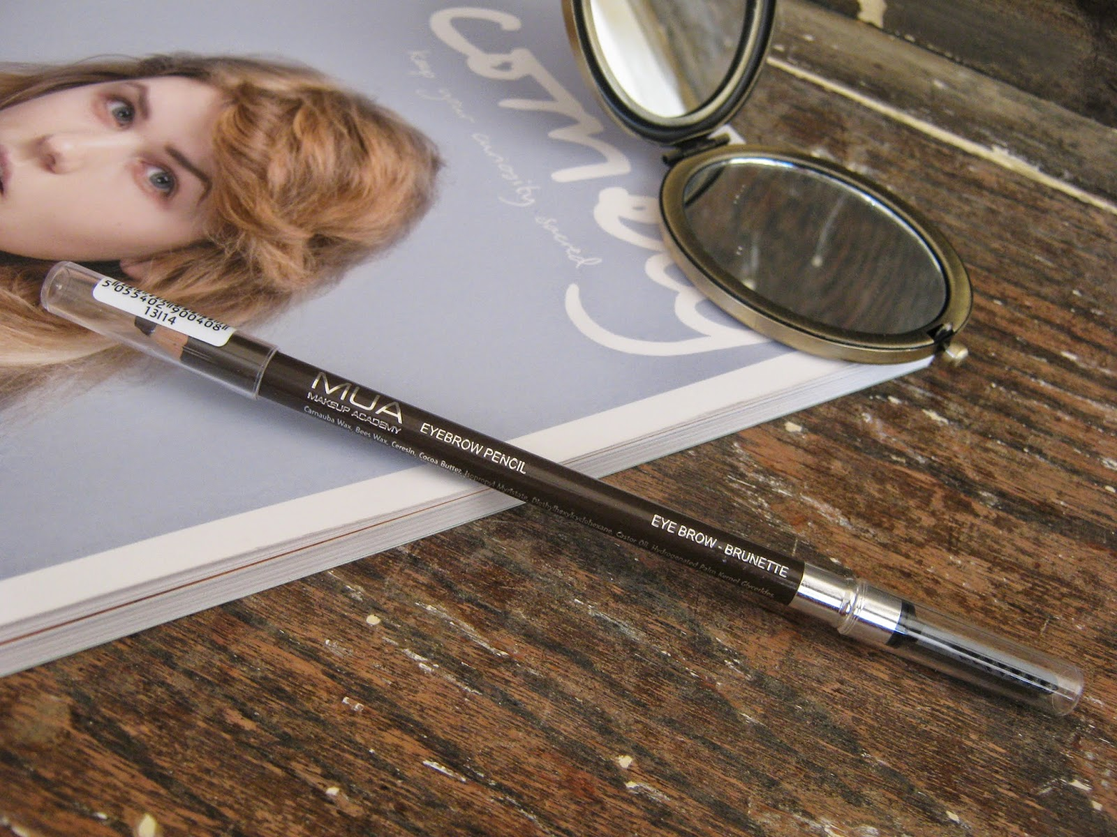 MUA Eyebrow Pencil Review £1