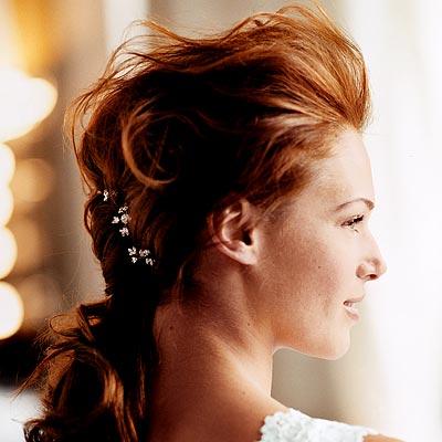 Labels Modern wedding hairstyles