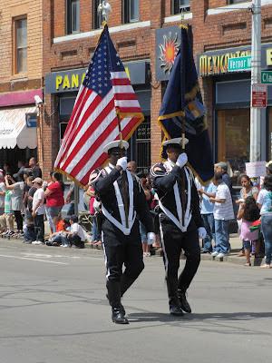Cinco de Mayo Parade Detroit 2012