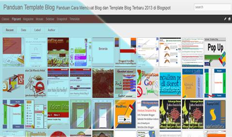 JavaScript: Memperjelas Tampilan Gambar Buram Blog di HomePage