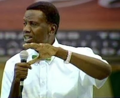 pastor adeboye prophecy 2014