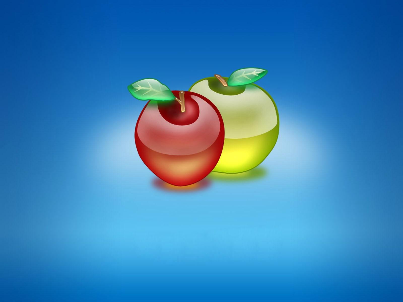 image 3d fruit desktop - photo #13