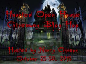 Haunted Open House Blog Hop
