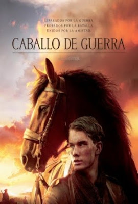 Caballo de batalla (War Horse)(2011)movie poster pelicula