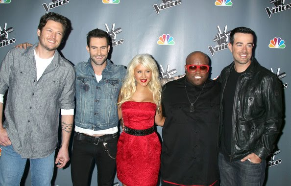 the voice tv series. the voice tv show judges.
