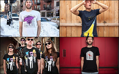 camisetas threadless
