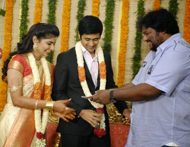 Cinema Chinmayi Sripadas Wedding Reception