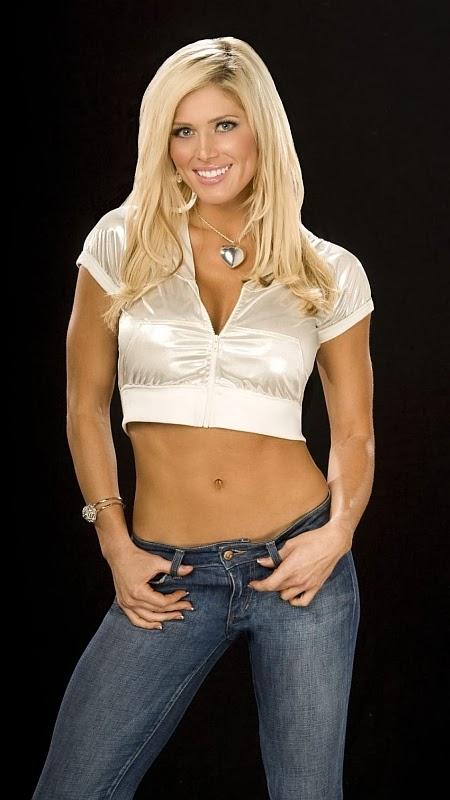 WWE Diva - Torrie Wilson