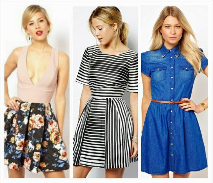 Eight wardrobe fashion essentials for summer 2015