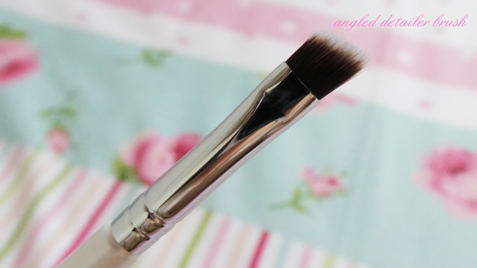 nanshy angled detailer eye brush review