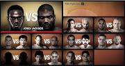 Jon Jones vs. Quinton Jackson Matt Hughes vs. Diego Sanchez Nate Diaz vs.