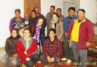 PIBIDIANOS visitam o Sindicato dos Pescadores de Jaguarão