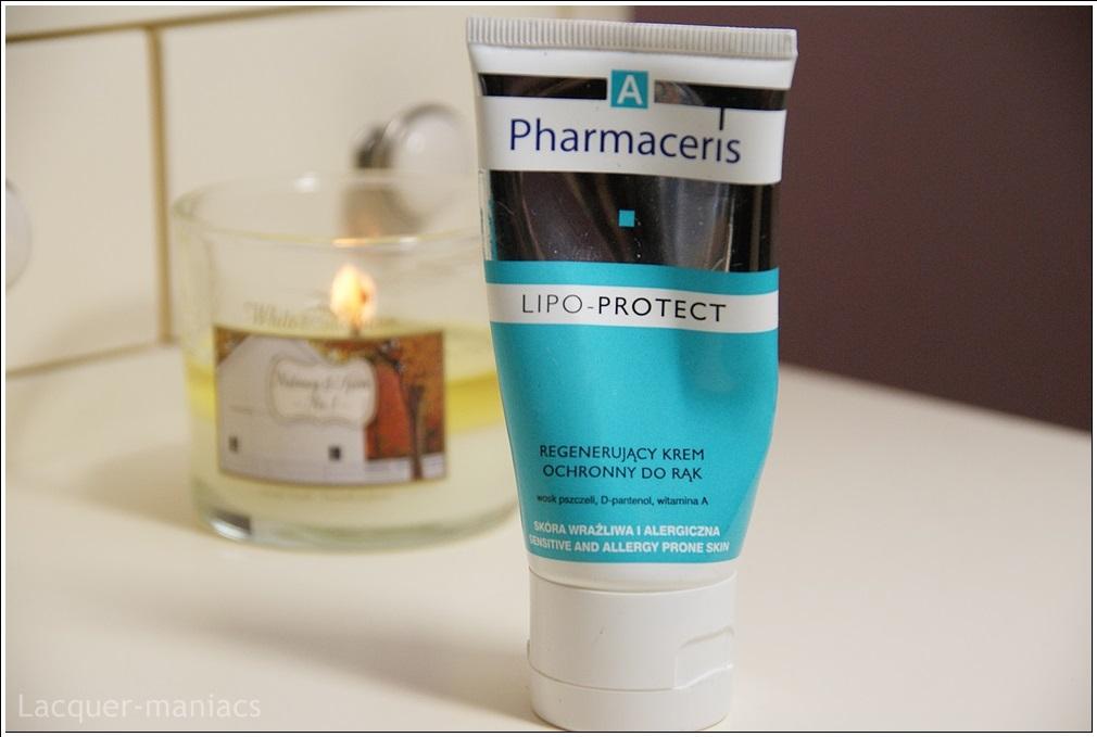 Pharmaceris A Lipo Protect, regenerujący krem ochronny do rąk