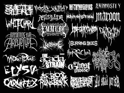 Differences Deathcore Music, Hardcore, and Screamo
