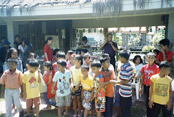 The Children's Ministry in Nueva Vizcaya, Philippines.