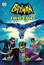 Batman Vs. Dos Caras Poster