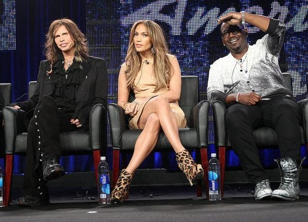 pictures of american idol judges 2011. will be our three judges,