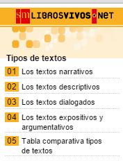 TIPUS DE TEXT