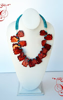 Leaves of Fall Necklace