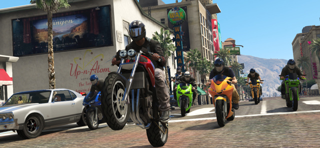GTA 5 107 patch notes and updates