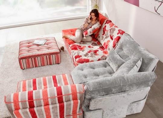 Marzua sof modular arianne love de fama - Sofas por modulos ...