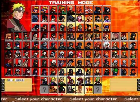 Naruto shippuden ninja generations mugen 2012 download - youtube