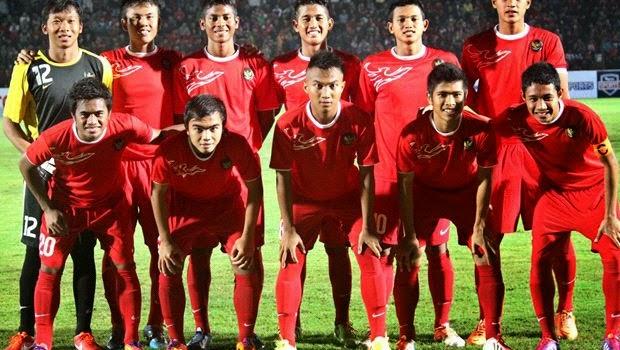 Timnas U-19 Indonesia vs Malaysia U-21