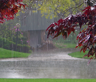 Hujan turun lagi