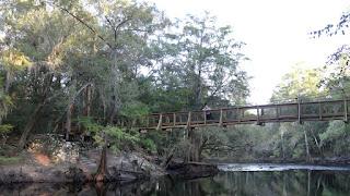 Odgen Lake - O'Leno State Park