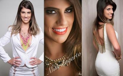 Sheilla Raquel: 118kg era seu peso e hoje com 50kg a menos é candidata a Miss Sergipe Universo 2014
