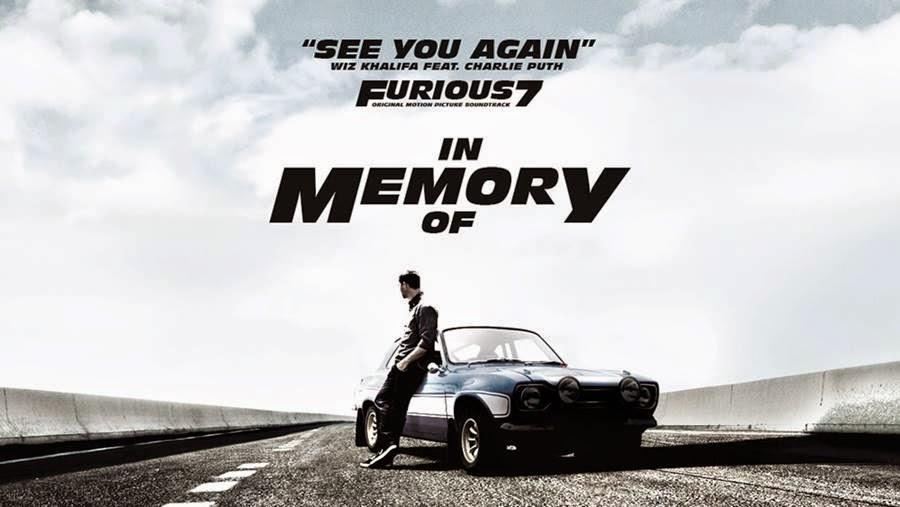 Wiz Khalifa  See You Again (feat.Charlie Puth)  Lyrics &  HD Video  Furious 7