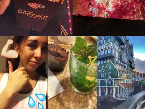 Life as Chelsey #4 - THG marathon, Kruidvat VIP-avond, Zaandam