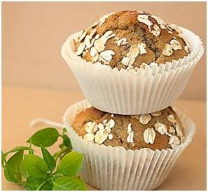 Make healthy banana bread muffins - Easy Recipes