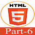 About the JavaScript and passing it for HTML5 || Part-6