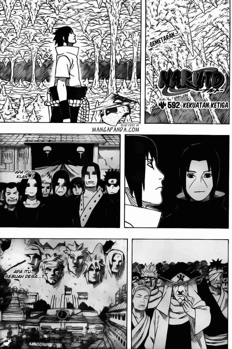 Komik manga 1 shounen manga naruto