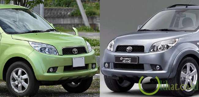 14 Mobil Yang Bentuknya Serupa Tapi Tak Sama Di Dunia