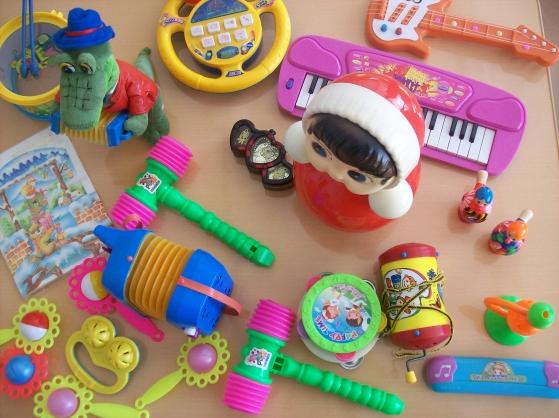 Музыкальные инструменты в доу