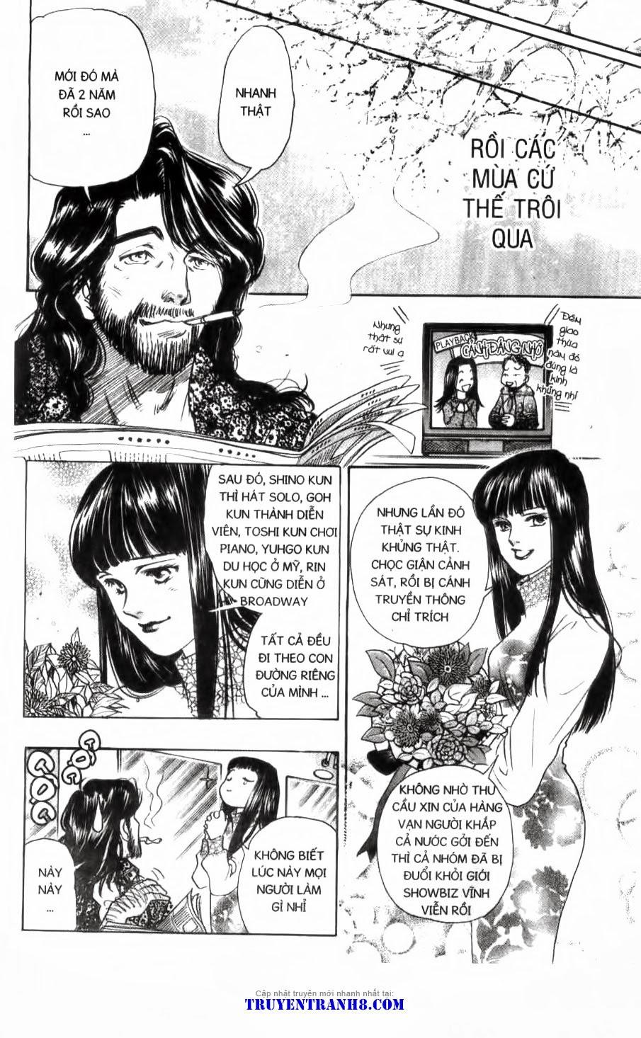 Dragon Voice chap 96 – End Trang 29