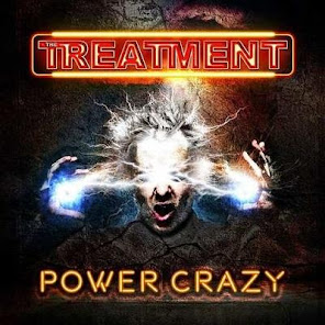 upcoming releases :Treatment, The Power Crazy Frontiers Records March 22, 2019