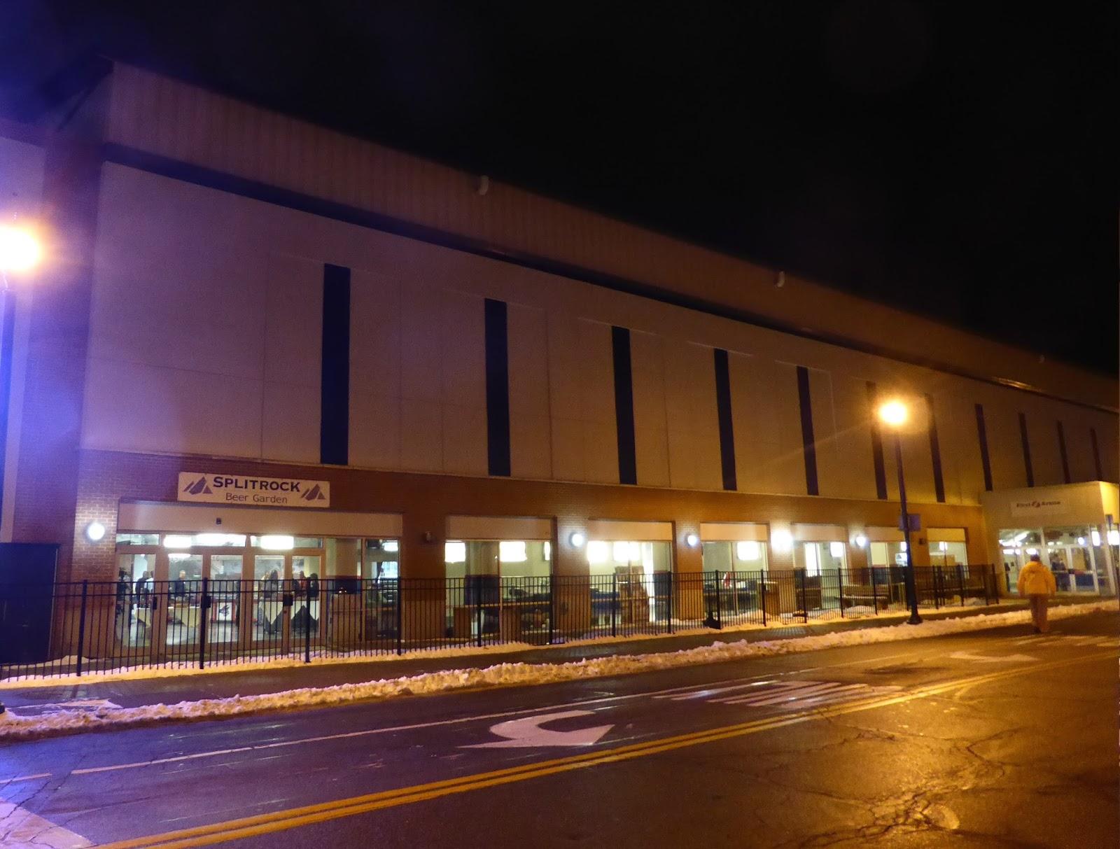 Sports Road Trips: Norfolk Admirals 4 at Elmira Jackals 1 (ECHL ...