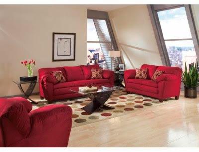 Desain Ruang Tamu Modern indah