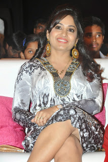 Madhavi Latha  Pictures at Pooja Audio Launch ~ Celebs Next