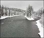 Houston B.C. Morice River 3