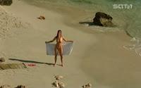 Marie Bäumer nackt in heimliche liebe Video